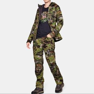 Under Armour pants hunting camo realtree NWTS
